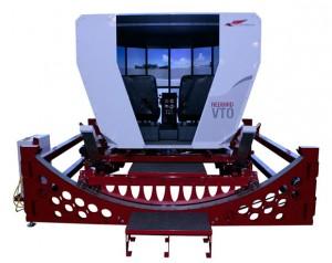 VTO Redbird helicopter simulator 2